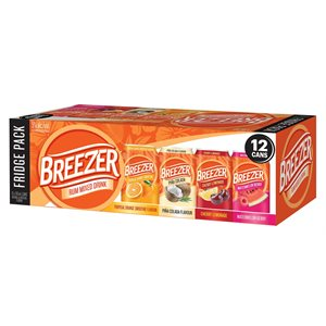 Breezer Party Pack 12 C