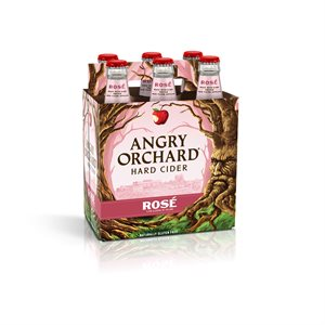 Angry Orchard Rose 6 B