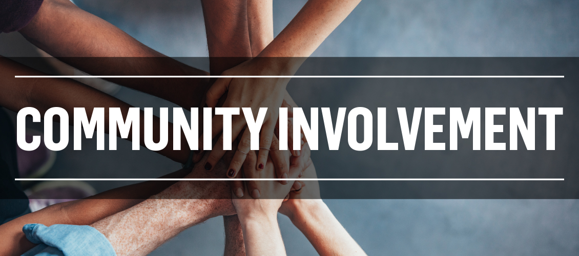 CommunityInvolvement