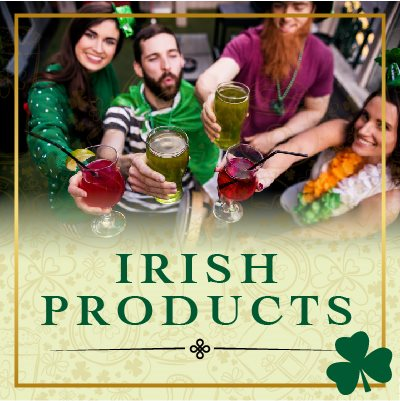 Irish Products CONTENT EN