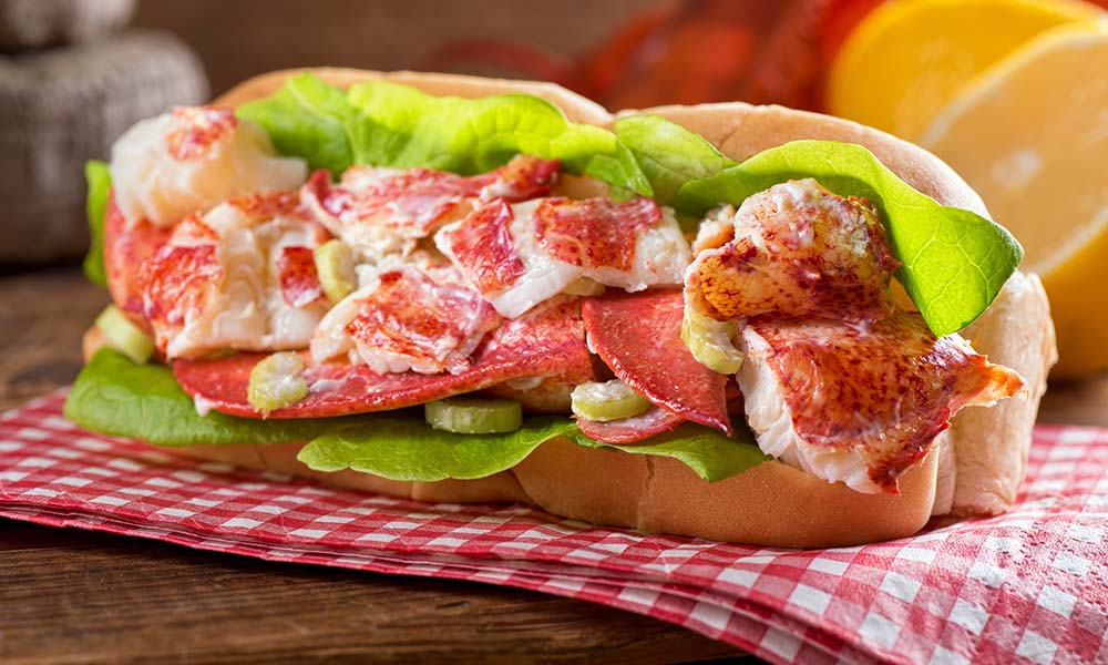 Lobster Roll - cropped
