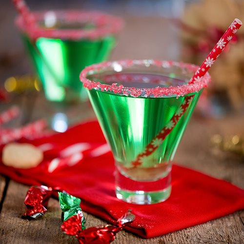 cocktail-grinch