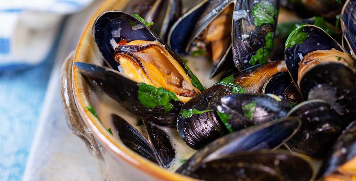 pot-mussels